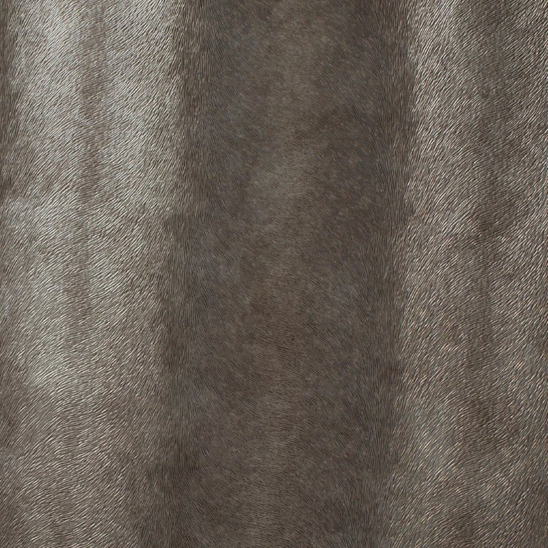 Lustrell Hide Gunmetal - Faux Leather
